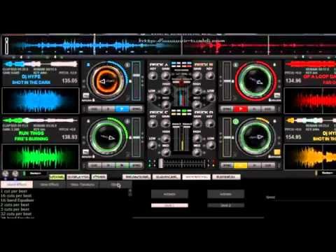 Virtual dj pro 8. 3 free download with plugins and skins.