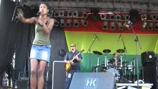 Lilian Gold + Askala Selassie + Sharp Axe Band - Konzertmix vom 17.06.2006 - JRF Kandel