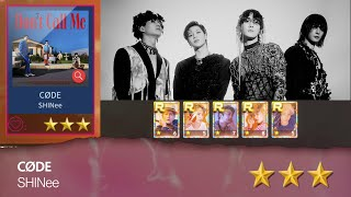 『SuperStar SMTOWN』SHINee 'CØDE' /w R LE Theme | Hard mode 3 …