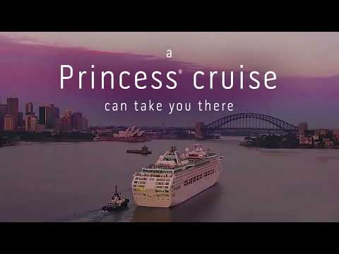 Princess Cruises - the Destination Leader