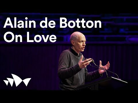 Alain de Botton: On Love | Sydney Opera House