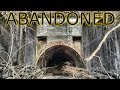 Abandoned Train/Mining Tunnel & Unique Remains