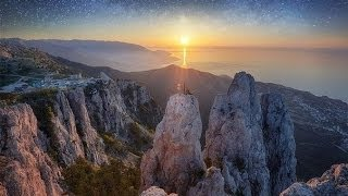 видео Гора Ай-Петри в Крыму: высота, фото, как добраться