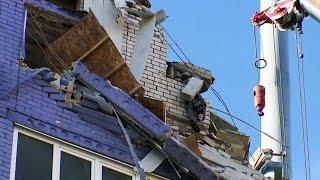 Обнаружены все погибшие ипострадавшие врезультате взрыва вжилом доме вРязани.
