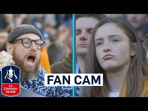 Fans React as Brighton Knock Out Coventry! | Fan Cam | Emirates FA Cup 2017/18