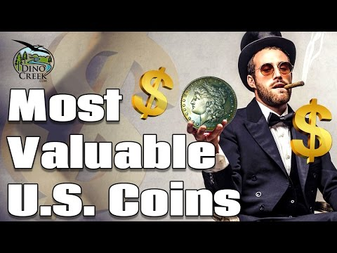 10 Most Valuable United States Coins