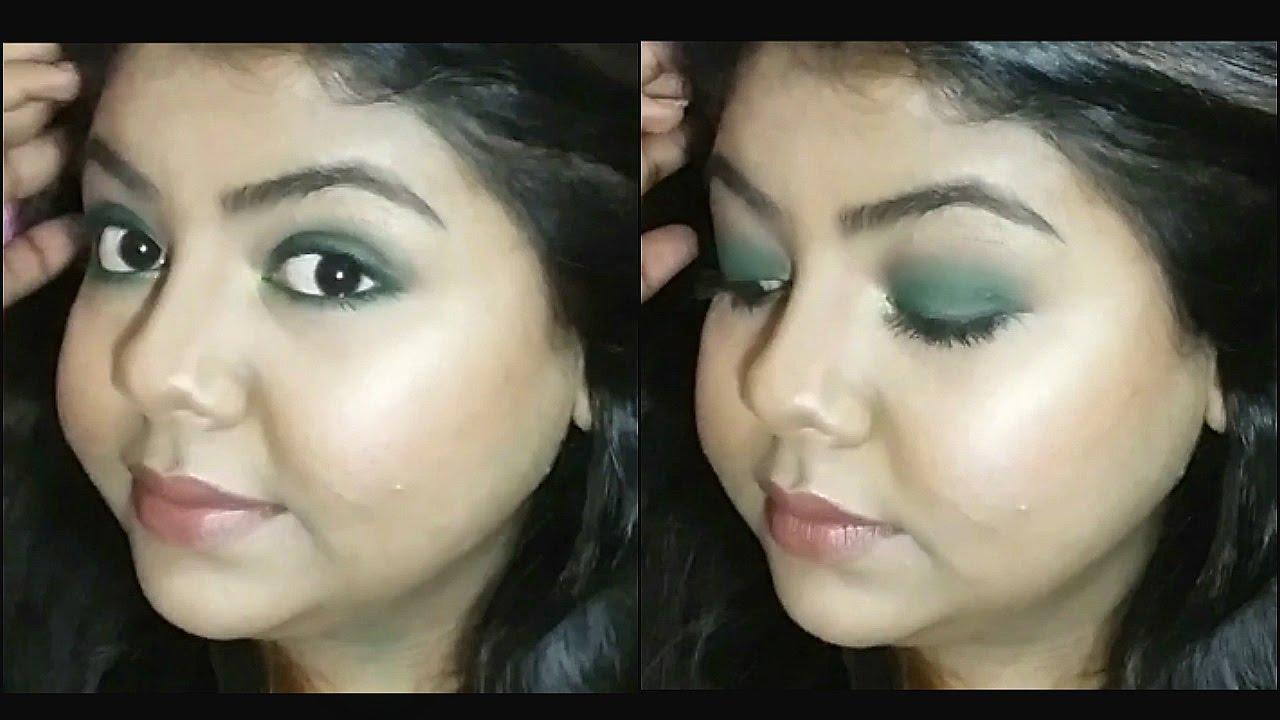 how to do smokey eye makeup in hindi | saubhaya makeup