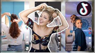 Je TESTE: Astuces Cheveux TIKTOK !