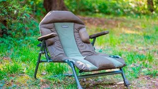 Trakker Levelite Compact Chair Unboxing and Review for Carp Fishing