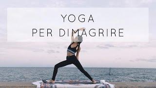 Yoga per Dimagrire: brucia calorie