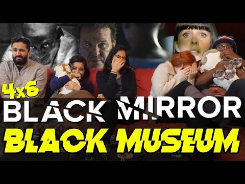 Download Youtube: Black Mirror - 4x6 Black Museum - Group Reaction