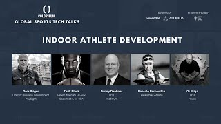 Global Sports Tech Talks #2 Indoor Athlete Development