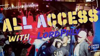 ALL ACCESS WITH LORDPHLY |  EPISODE 1: Here for the Whyl @thewhyl | SOMEWHAT POPULAR TV