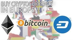 How to BUY ETHEREUM and BITCOIN in EUROPE ?? BEST & FASTEST WAY !!