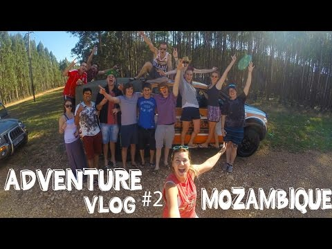 Adventure Vlog using my GoPro (#2) Mozambique