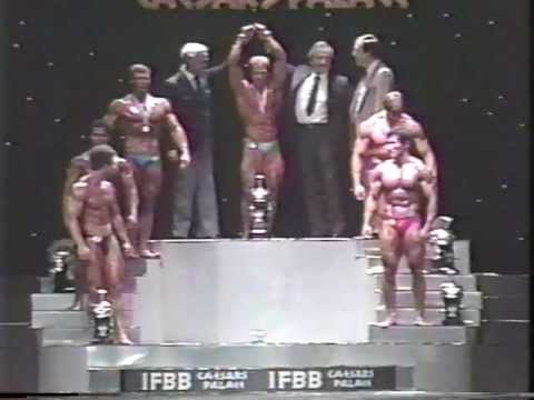 1984 Mr.Universe middleweght class final