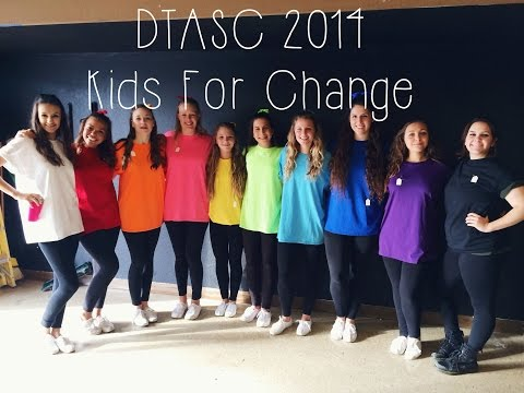 "Fall SoCal Drama Competition 2014: Musical Collage ""Kids For Change"" Semi-Finals"