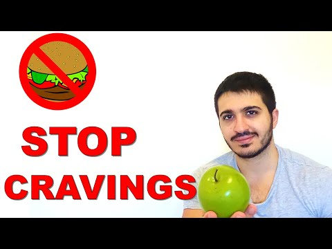 How to Stop Craving Junk Food   5 TIPS
