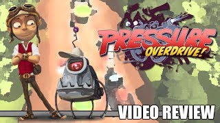 review: Pressure Overdrive (PlayStation 4, Xbox One & Steam) - Defunct Games