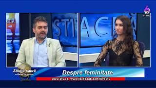 Despre feminitate - Diana Pîrje la 6Tv ( Stiinta Sacra)