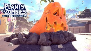 Elite Pumpkin Squash Boss! - Plants vs. Zombies: Battle for Neighborville - Gameplay Part 42