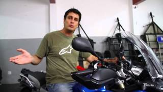 Video Coluna Leandro 2013 - Dicas de Conforto e controle da sua moto!