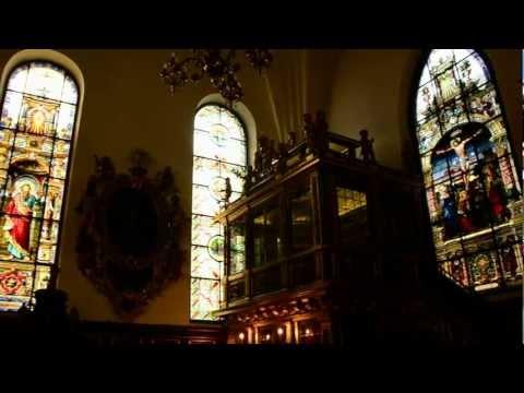 Church in  Oldtown Stockholm