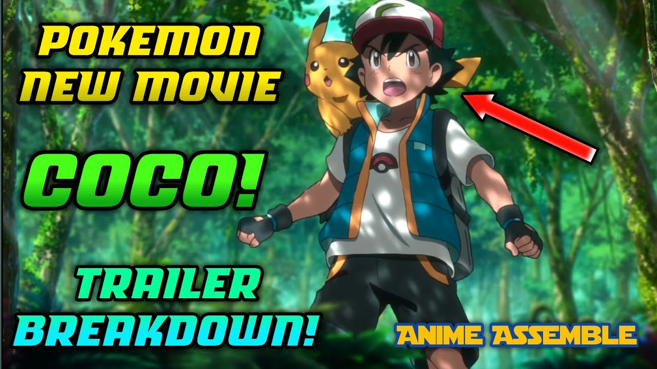 Pokemon Trailer