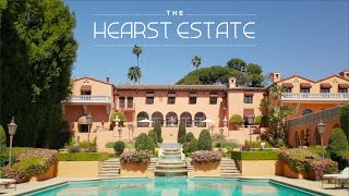 The Hearst Estate | One of LA's most iconic homes used in The Godfather and Beyonce | $89,750,000