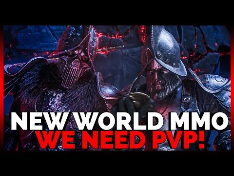Current Overview of Amazon's New World MMO - And Why We Need Open World PVP