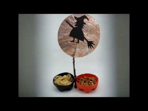 Halloween ideas para decorar y reciclar manualidades youtube Manualidades de halloween para decorar