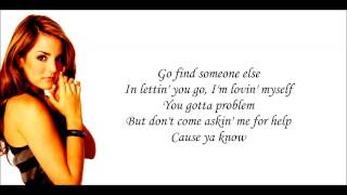 JoJo - Too Little Too Late Lyrics HD