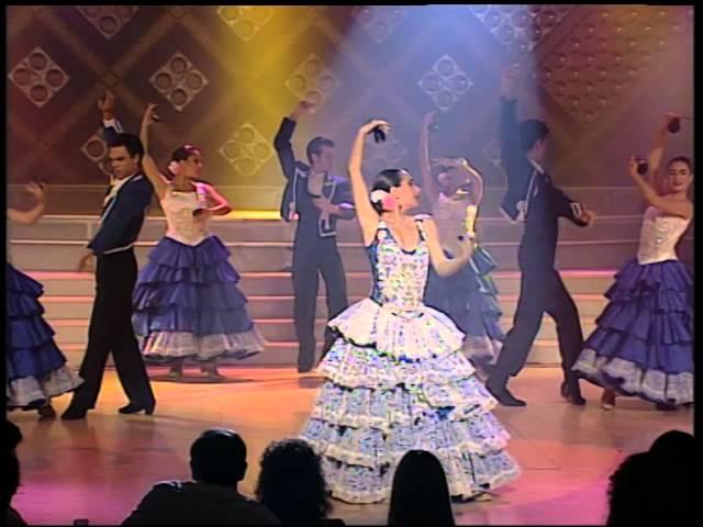 Ballet Alhambra Capricho Español de Rimski-Kórsakov