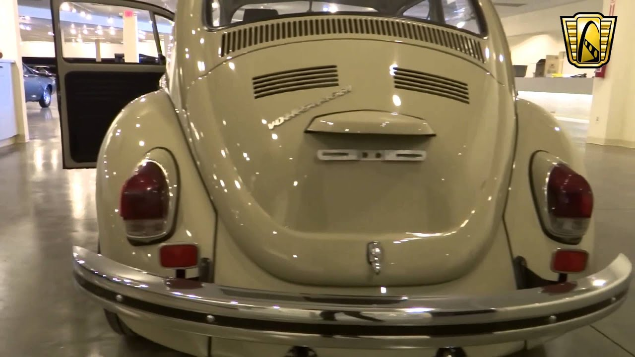 volkswagen beetle stock  gateway classic cars st louis youtube