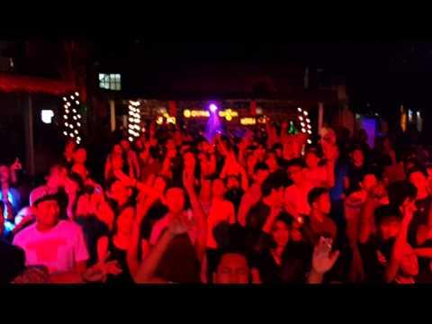 Live Mix at Liquid, Bandung.