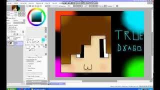 Урок ао программе Paint Tool SAi #1 (часть2)