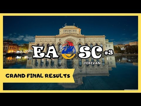 Grand Final Results || Eurovision Artists Other Song Contest (#3) || Yerevan
