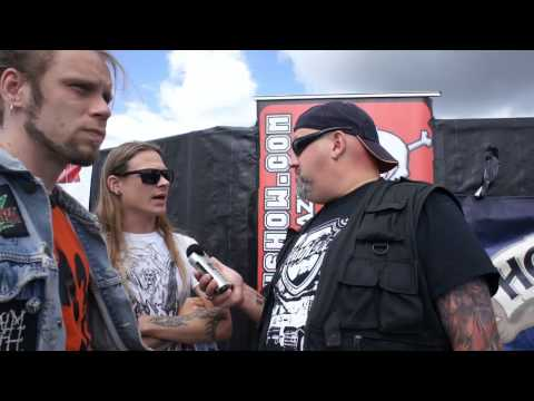 Profane Omen Bloodstock Interview 2014