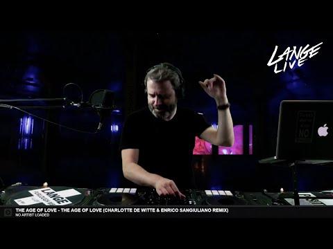 Download Lange Live - Warehouse - 3rd September 2021