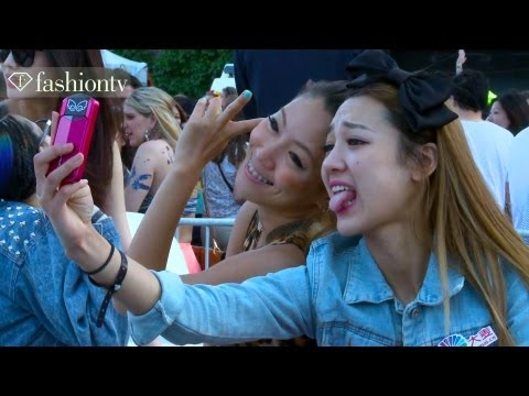 Cool DJ Agency Presents People in Beijing | Great Wall Music Festival 2013 | FashionTV