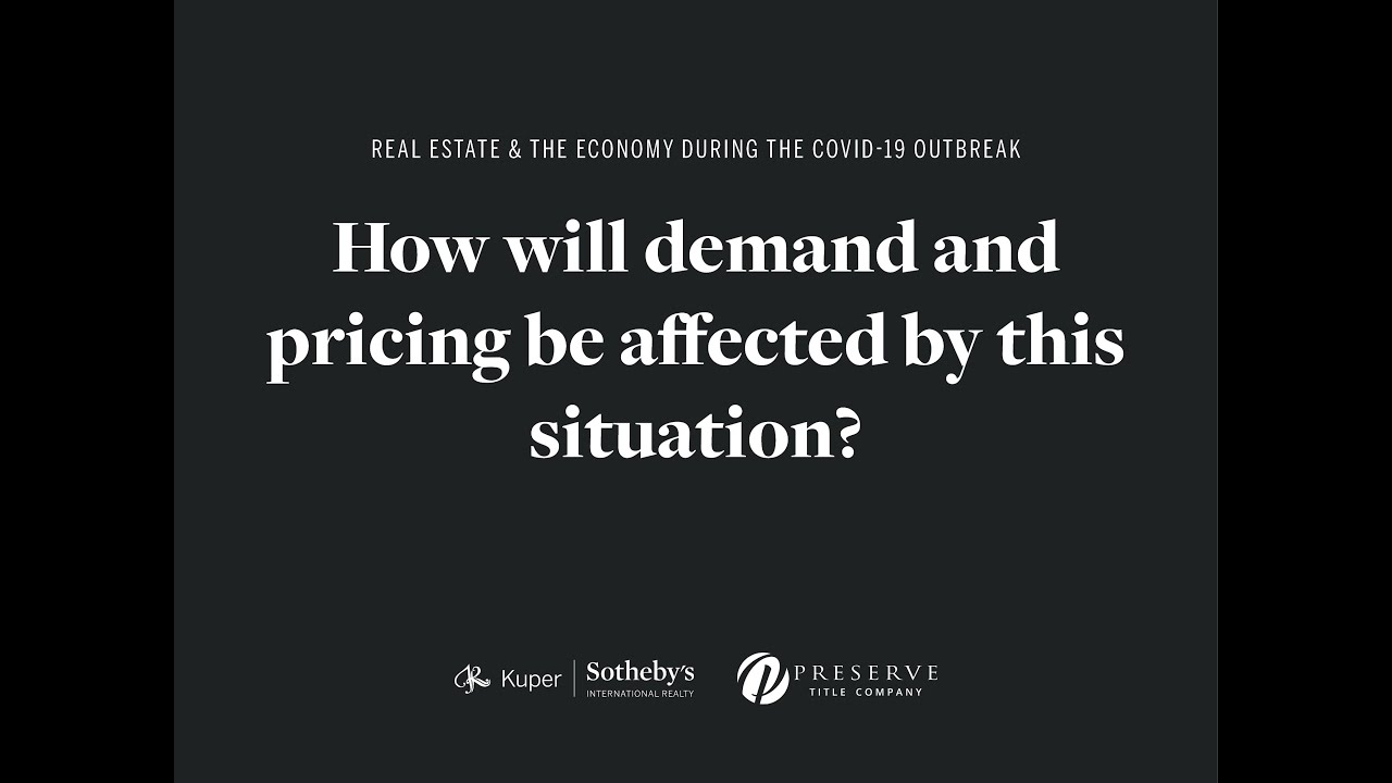 How will demand and pricing be affected by COVID-19?
