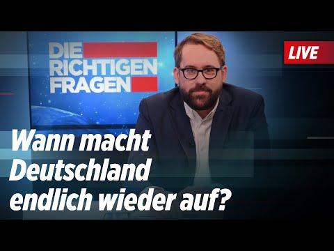 🔴 Lockerungen oder Lockdown: Wann macht Deutschland endlich wieder auf?   Die Richtigen Fragen