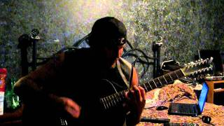 Pearl Jam - Daughter - Acoustic Guitar cover