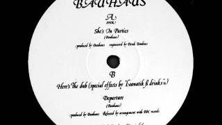"""Bauhaus """"She's in Parties"""" extended 12"""""""