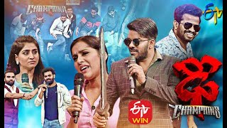 Dhee Champions | Quarter Finals | 28th October 2020  | Full Episode | ETV Telugu