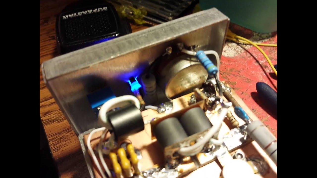 Custom 1x2879 Gatekeeper Driver Linear Amplifier Youtube Electronic Gate Keeper