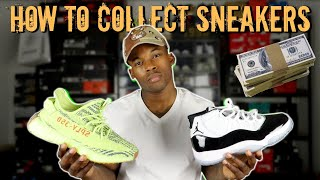 How To Start A Sneaker Collection in