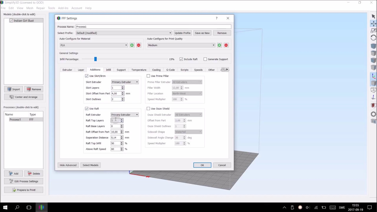 Simplify 3D settings for the TEVO Tornado With latest WORKING discounts 2018