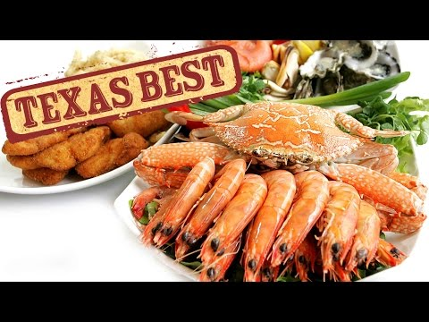 Texas Best - Seafood (Texas Country Reporter)