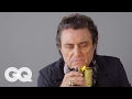 Ian McShane Dramatically Reads Candle Descriptions   GQ Style
